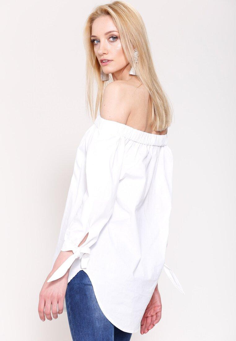 Biała Bluzka Lifestyle