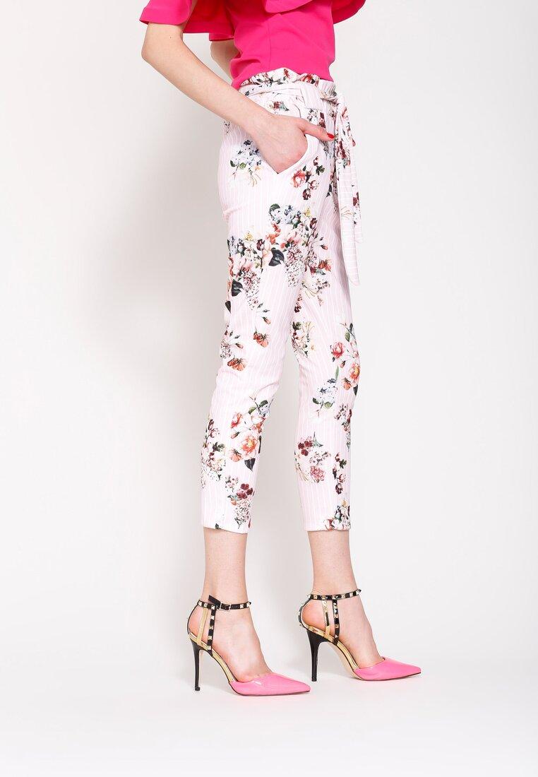 Różowe Spodnie Flower's Song
