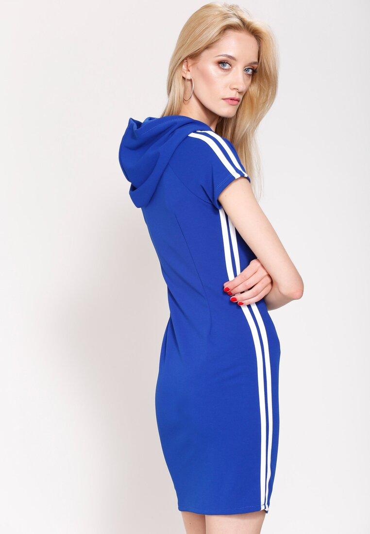 Niebieska Sukienka Capture It