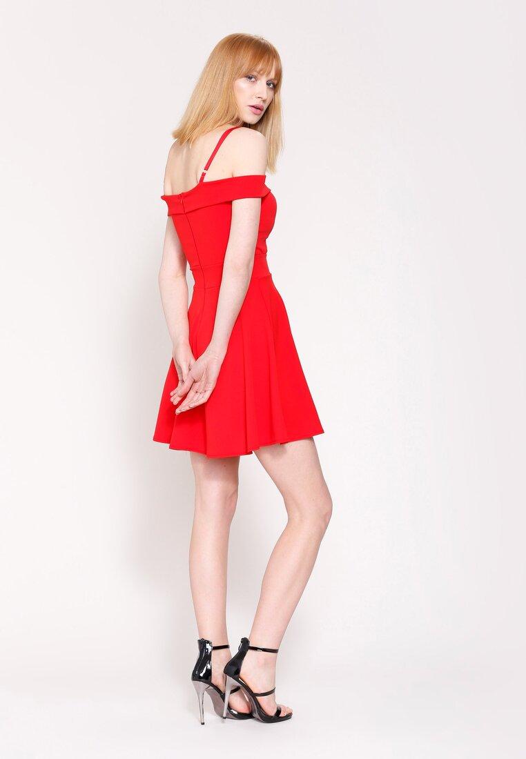 Czerwona Sukienka Something New