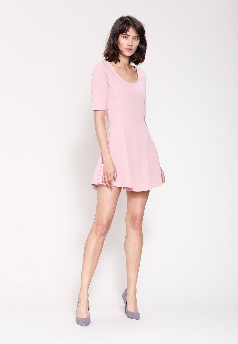 Różowa Sukienka Next Day