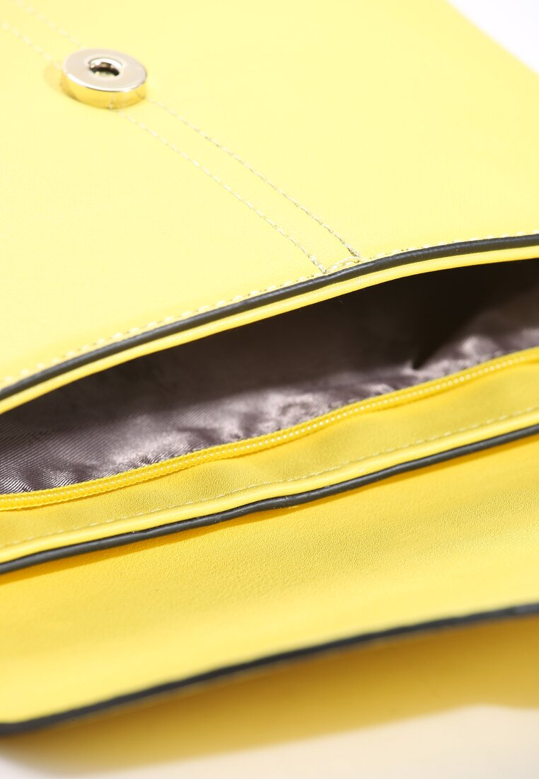 Żółta Torebka Careless