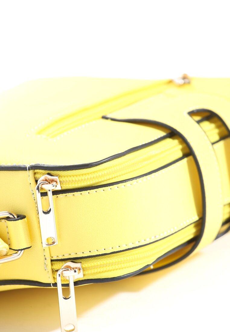 Żółta Torebka Delilah