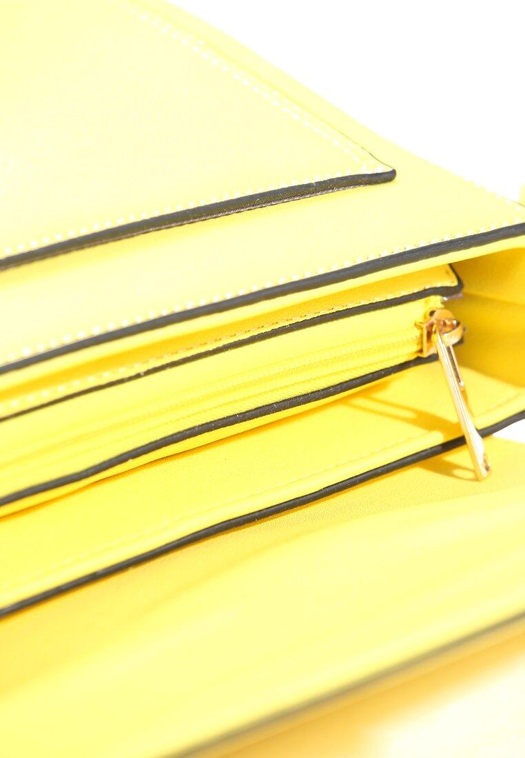 Żółta Torebka Big Big Love