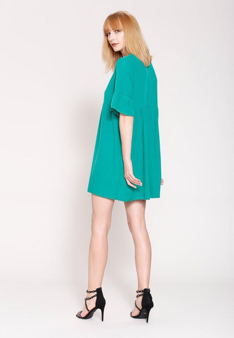 Zielona Sukienka My Heart