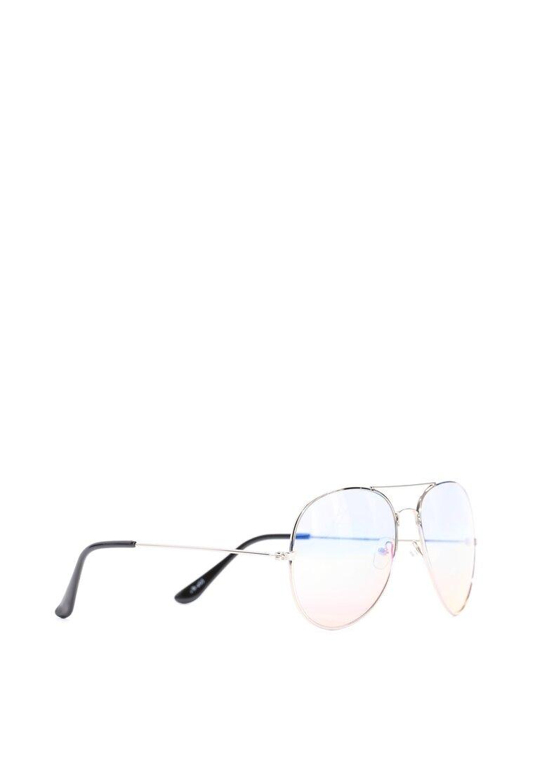 Srebrno-Żółte Okulary Ever Wanted