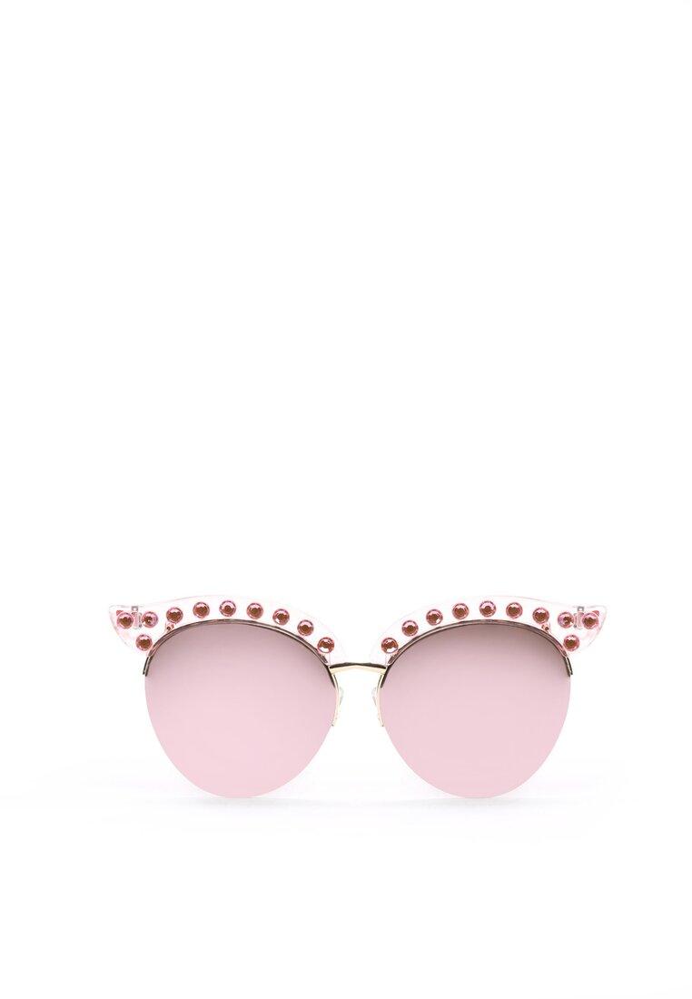Różowe Okulary My Stone