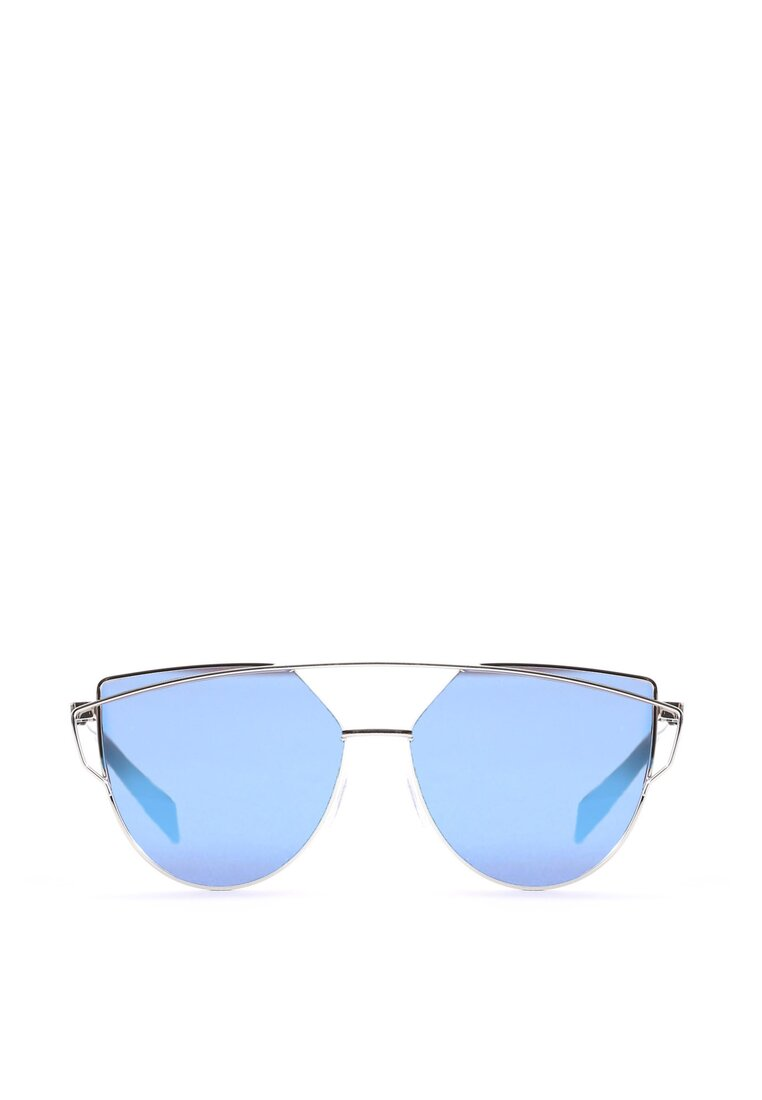 Srebrno-Niebieskie Okulary After All