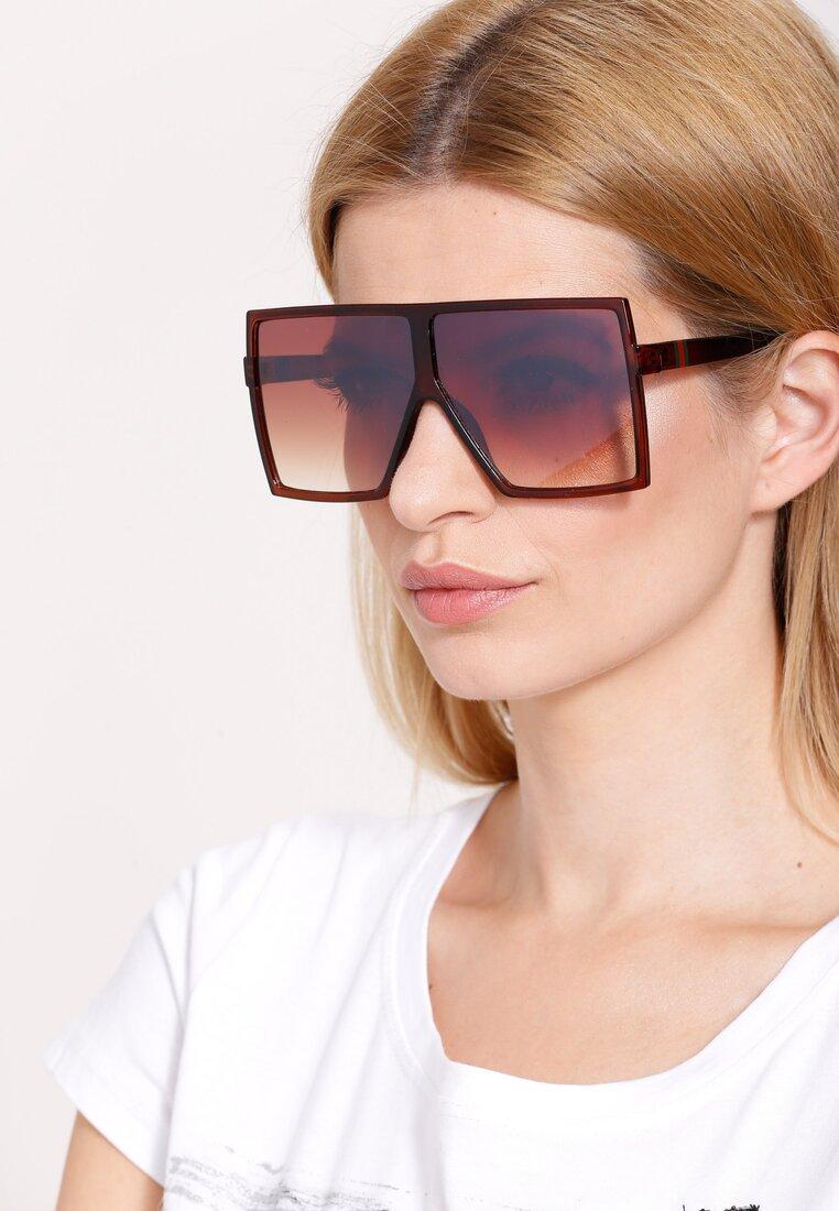 Brązowe Okulary Razzmatazz