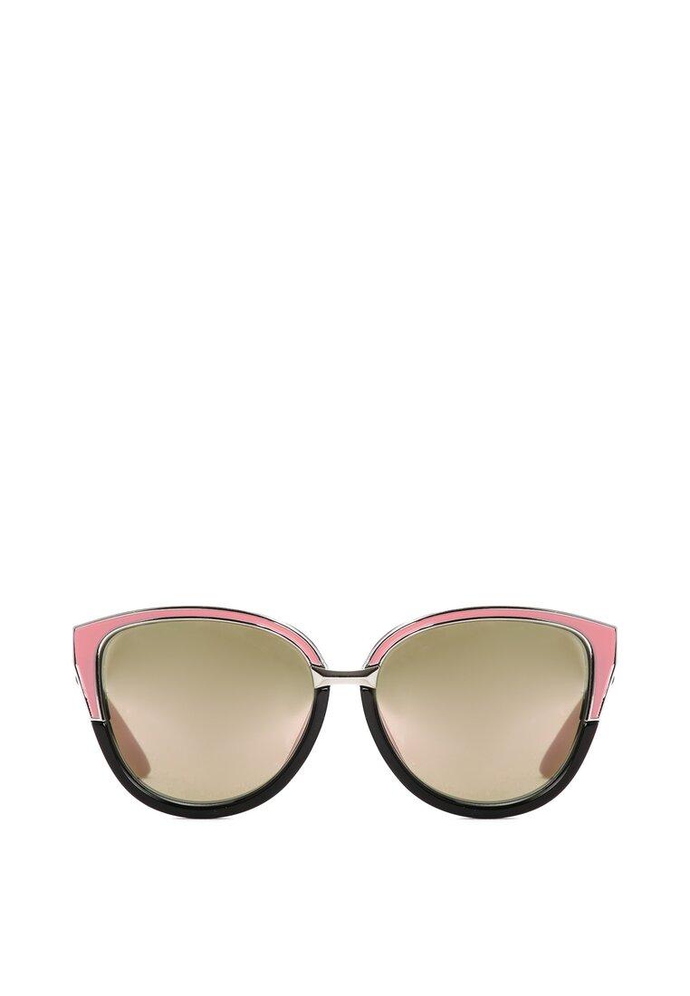 Srebrno-Różowe Okulary The Healing