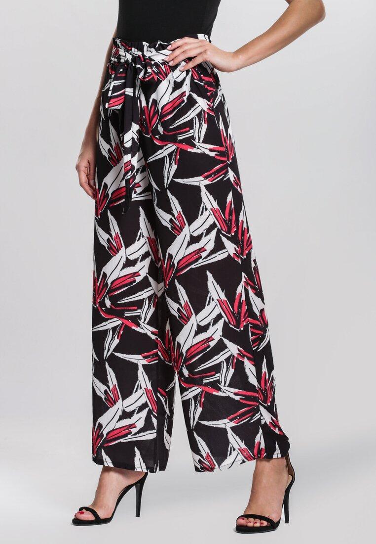 Czarne Spodnie Alice