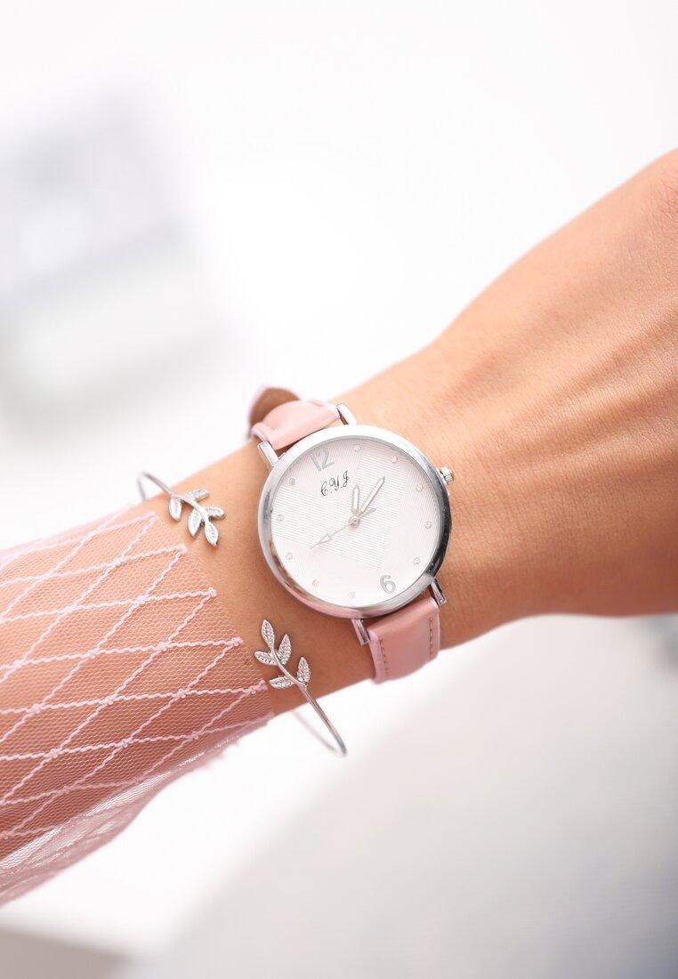 Różowy Zegarek I Wanted to Be