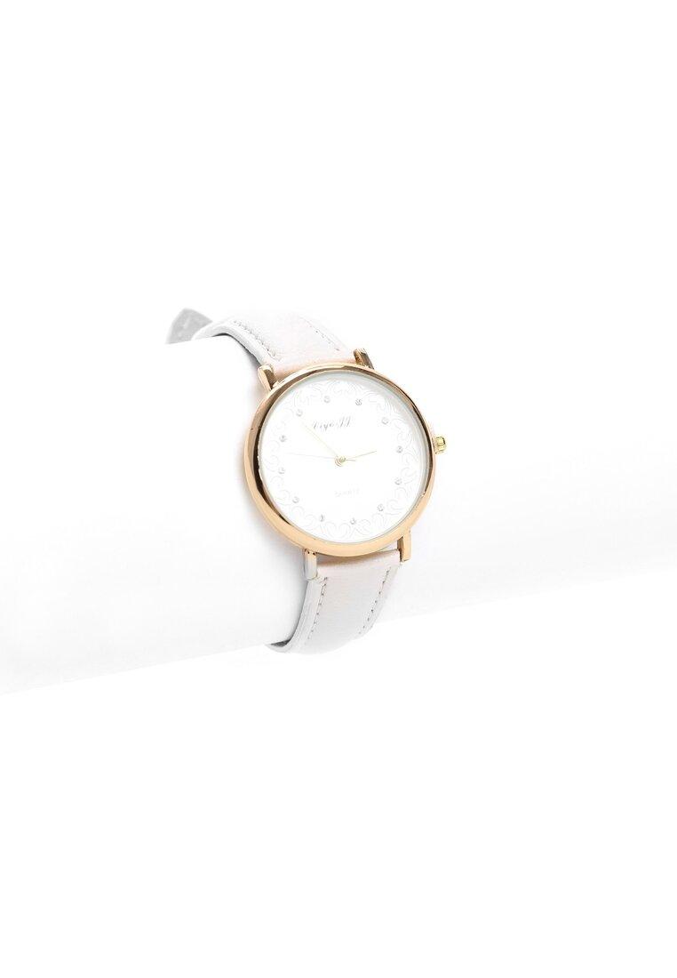 Biały Zegarek Take What You Want