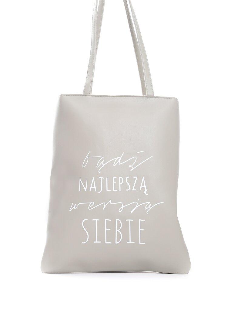 Szara Torebka Starts Today