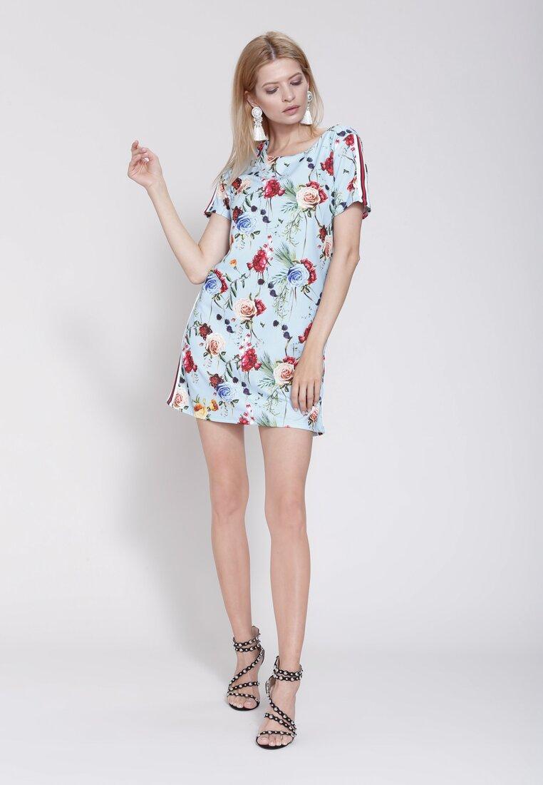 Niebieska Sukienka Feels Like Summer