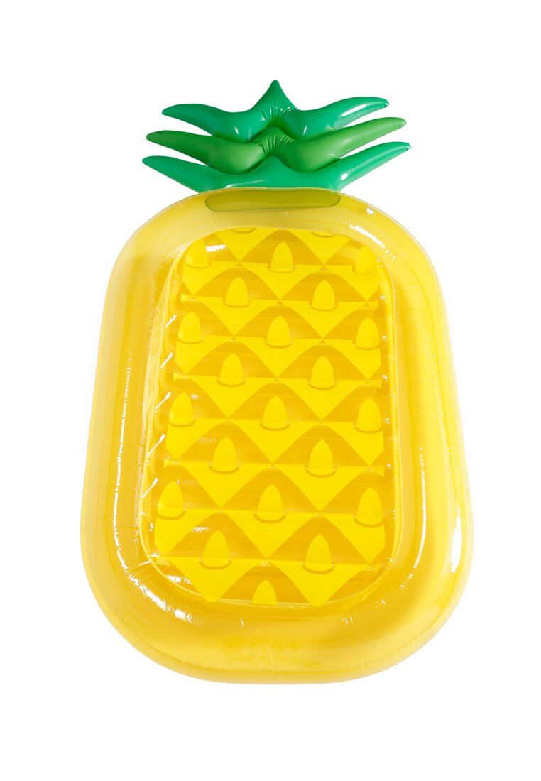 Żółty Materac Exotic Pineapple Renee Limited