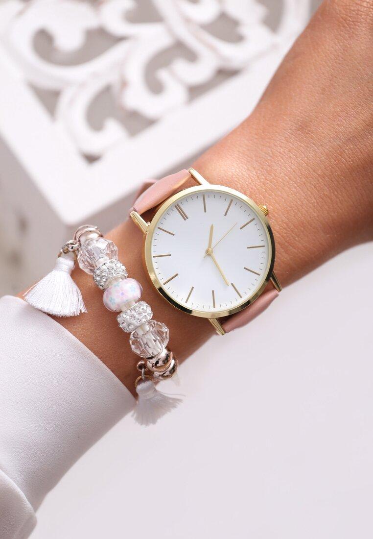 Różowy Zegarek Perfect Timing