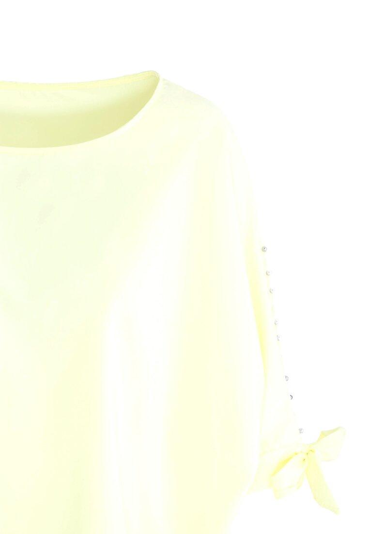 Żółta Bluzka Cloudy Bay