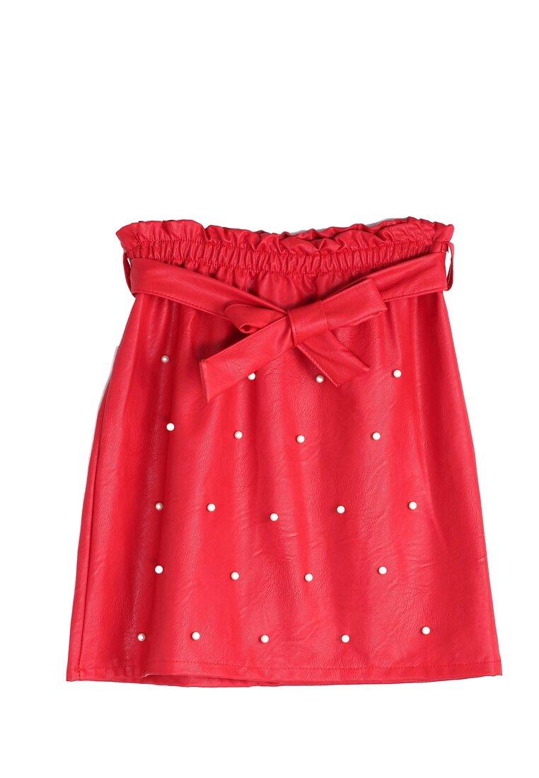 Czerwona Spódnica Next To You