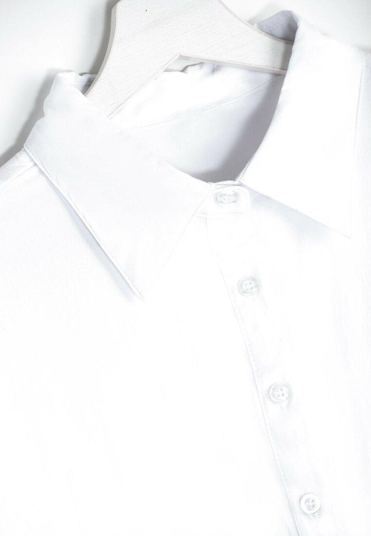 Biała Koszula Numerical