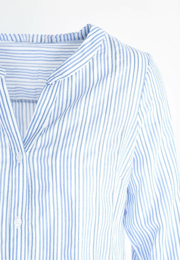 Jasnoniebieska Koszula Long Shot