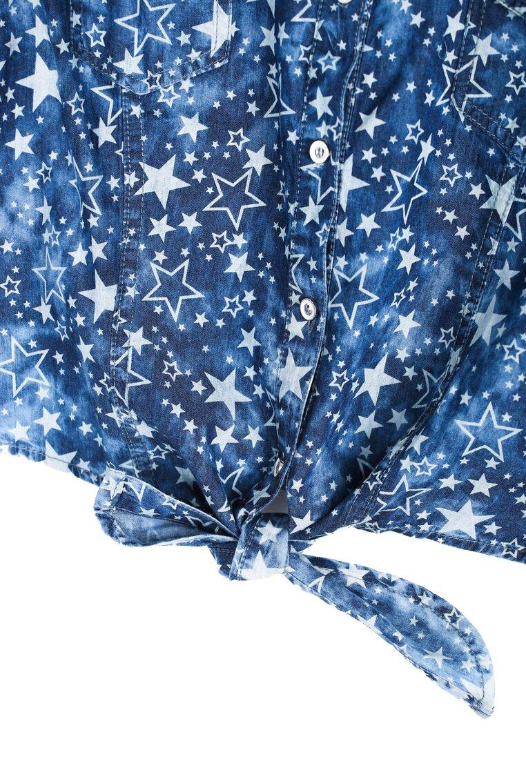 Niebieska Koszula Spaceflight