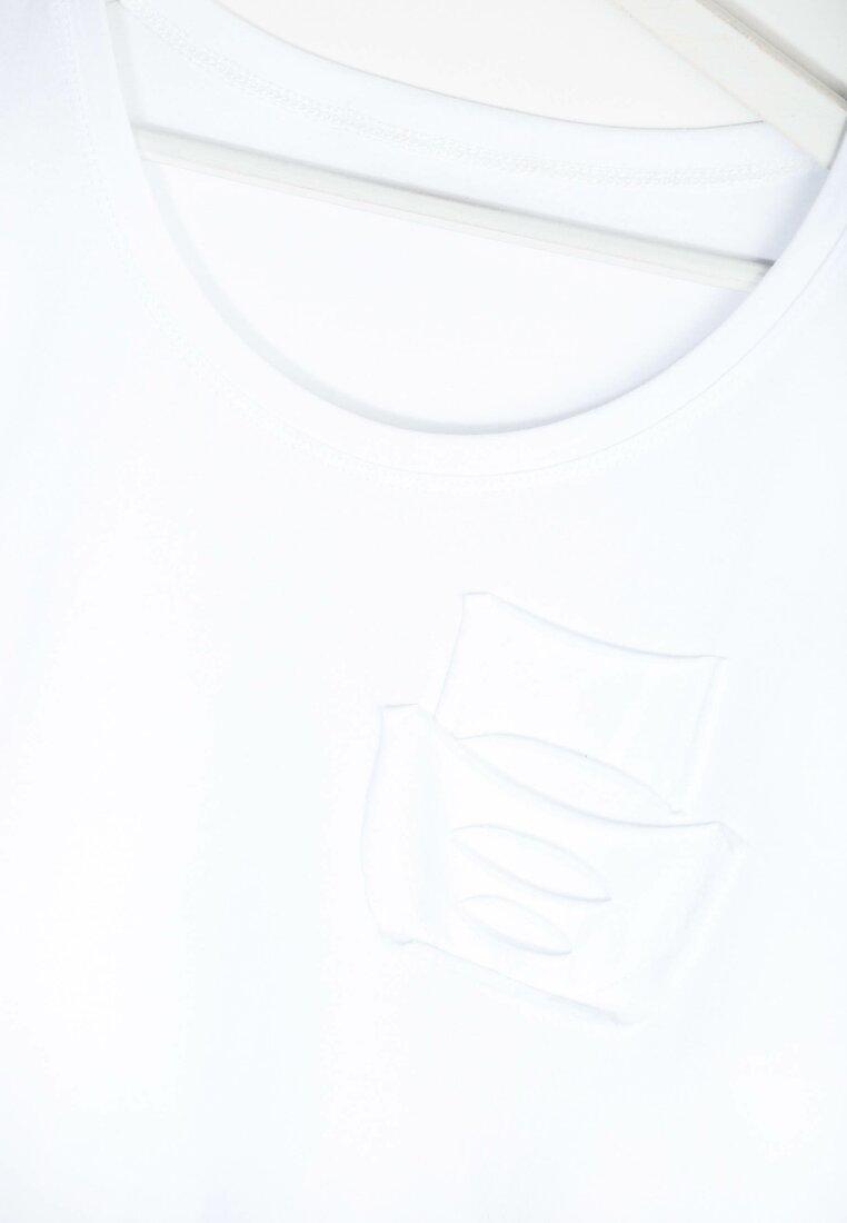 Biała Bluzka Daily