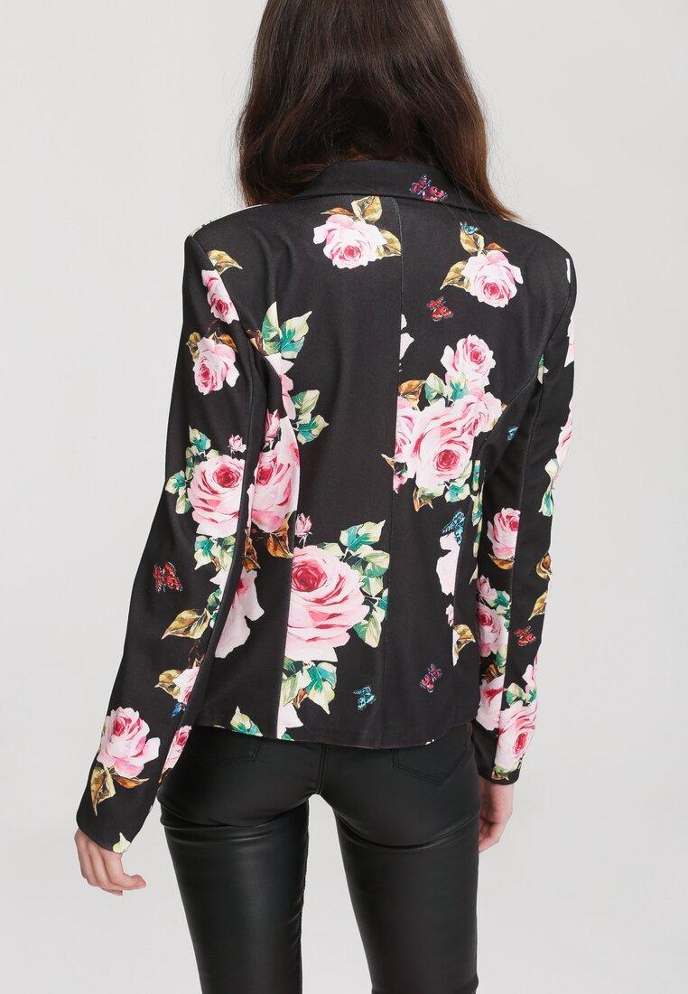Czarna Marynarka Roses Code