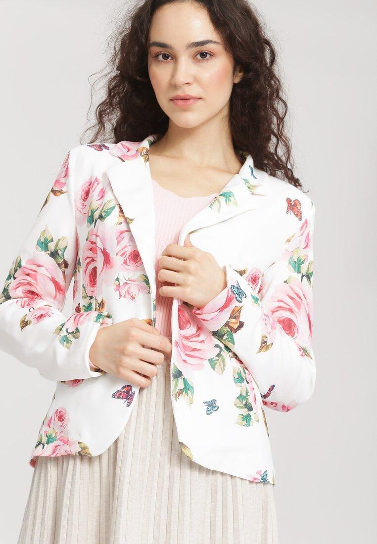Biała Marynarka Roses Code