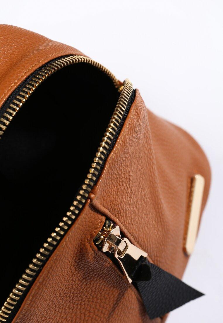 Brązowy Plecak Slide
