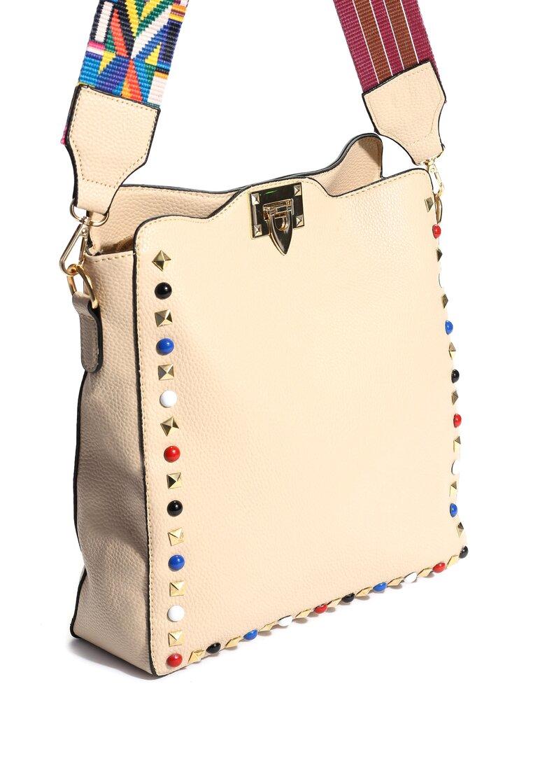 Beżowa Torebka Coloration