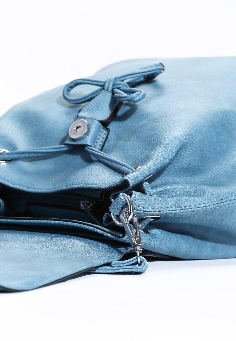 Niebieski Plecak Do We Go