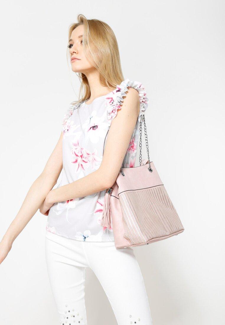 Różowa Torebka New Order