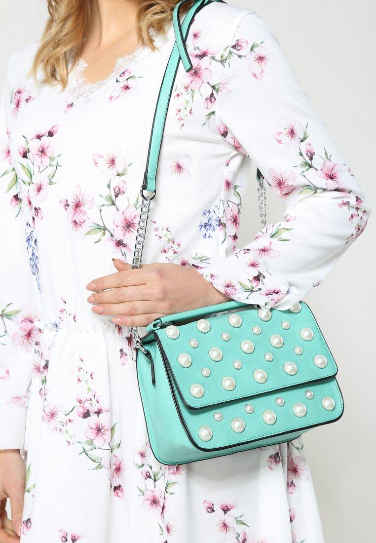 Zielona Torebka Pearl Dizziness