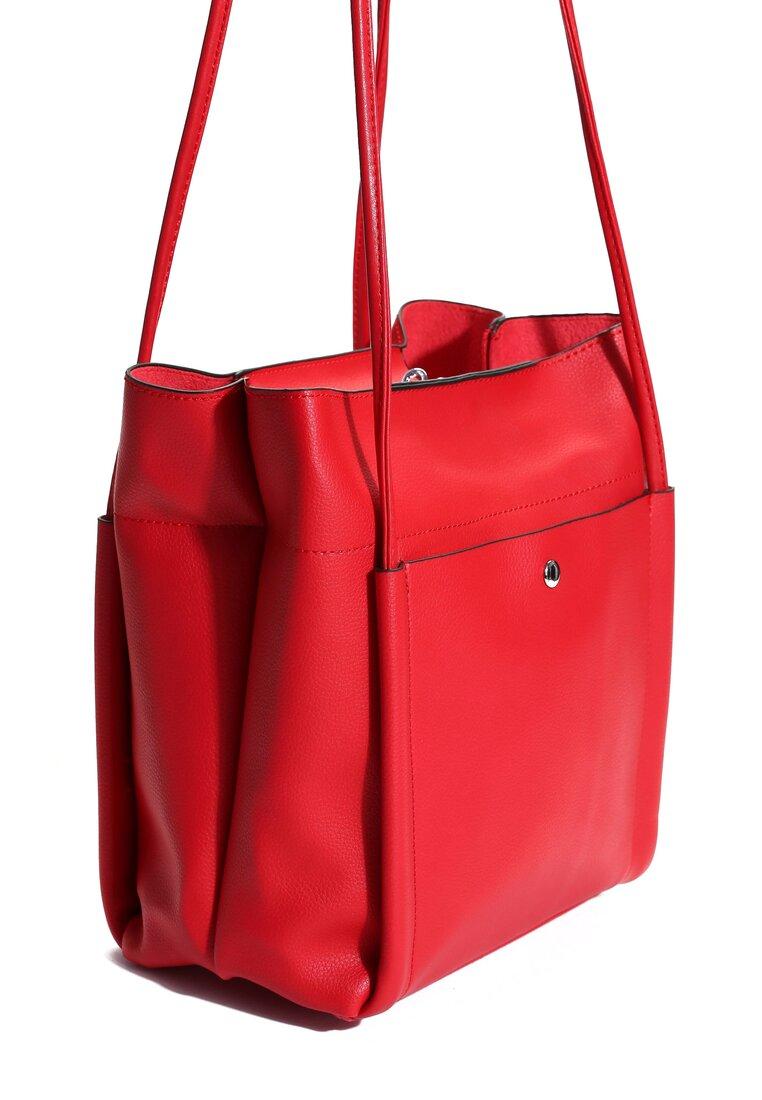 Czerwona Torebka Go Shopping!