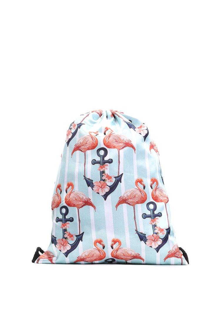 Niebieski Plecak The Tropic Island