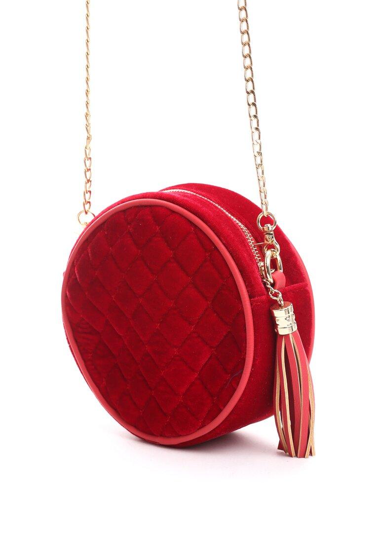 Czerwona Torebka Fashion