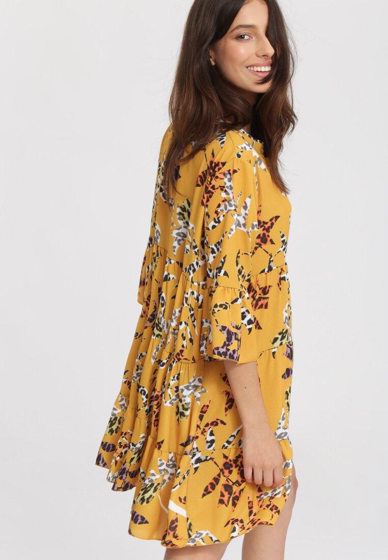 Żółta Sukienka Sort Of Way