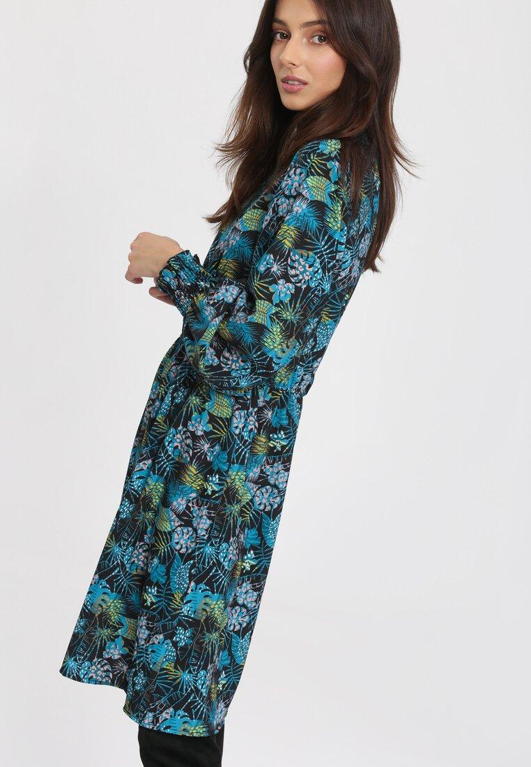Czarno-Niebieska SukienkaIt's My Life