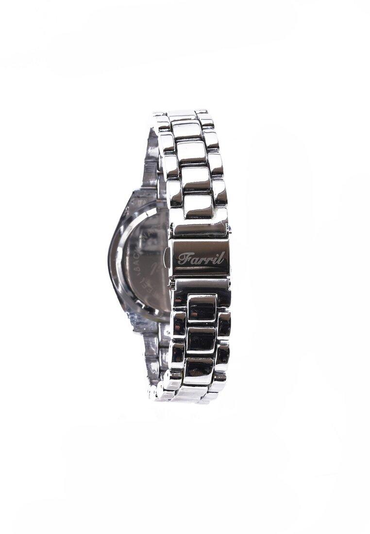 Srebrny Zegarek Reverse