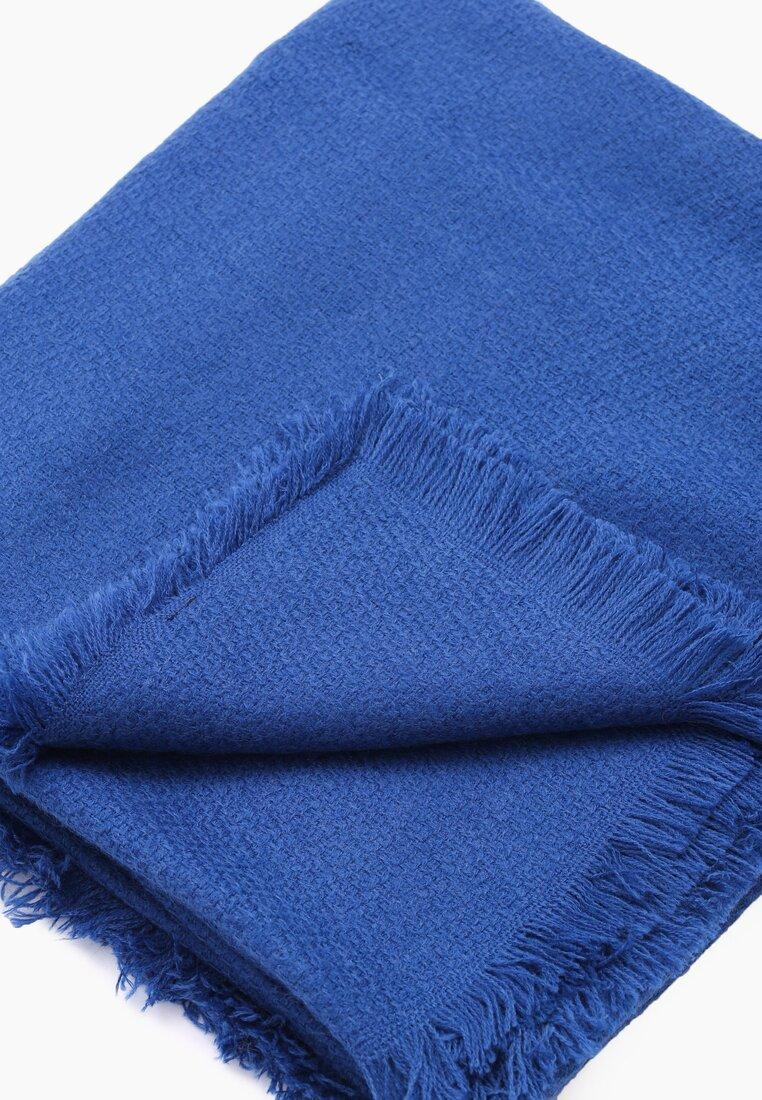Niebieski Szalik Delicate Cover