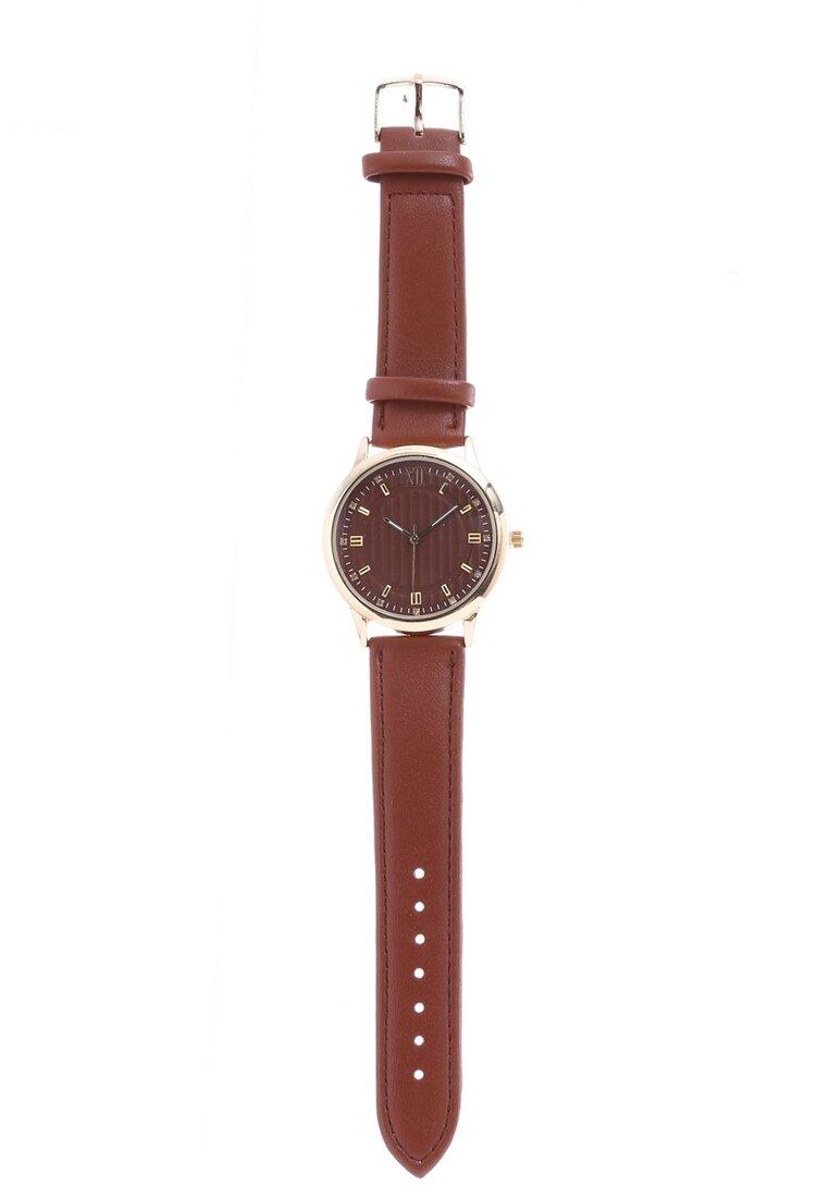 Brązowy Zegarek Day-to-day