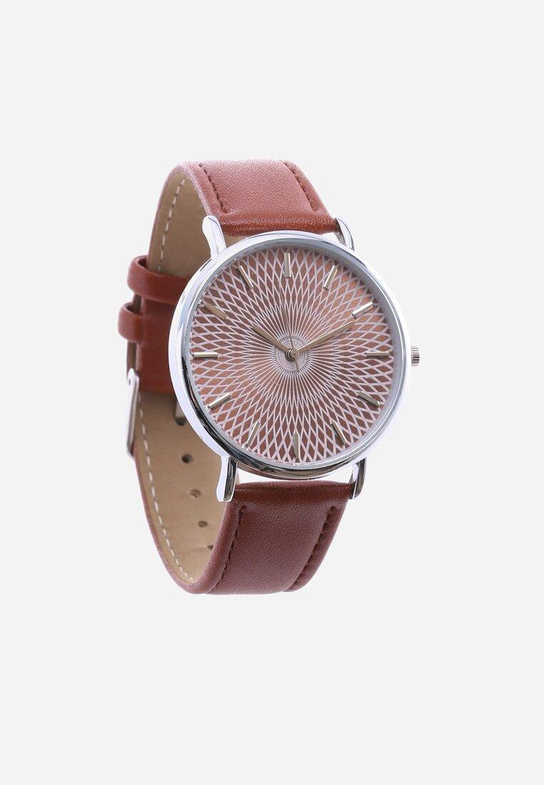 Brązowy Zegarek Miser