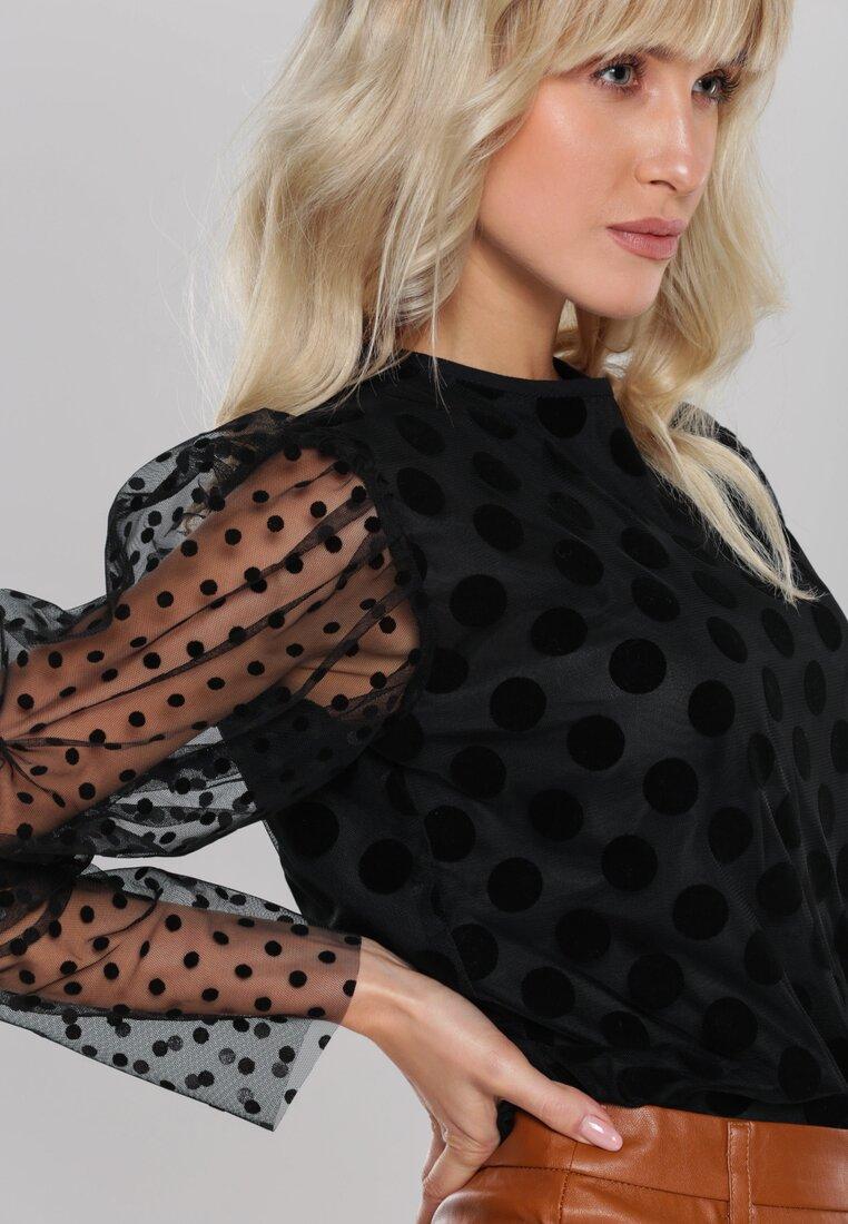 Czarna Bluzka Lili - Limited Edition