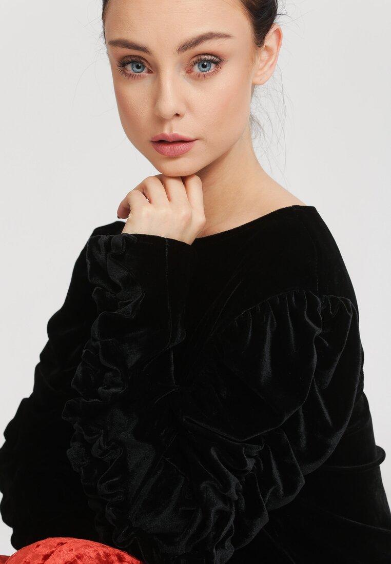 Czarna Bluzka Aurora - Limited Edition