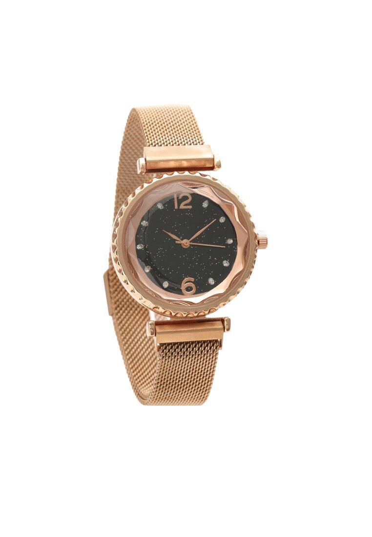 Złoty Zegarek Menacing