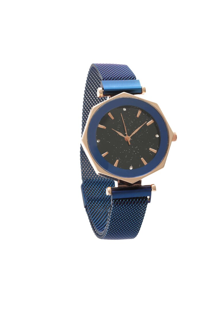 Niebieski Zegarek Queasy