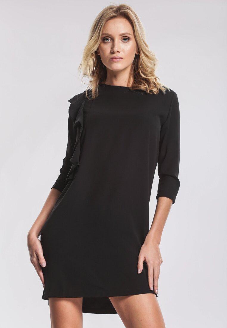 Czarna Sukienka Consign