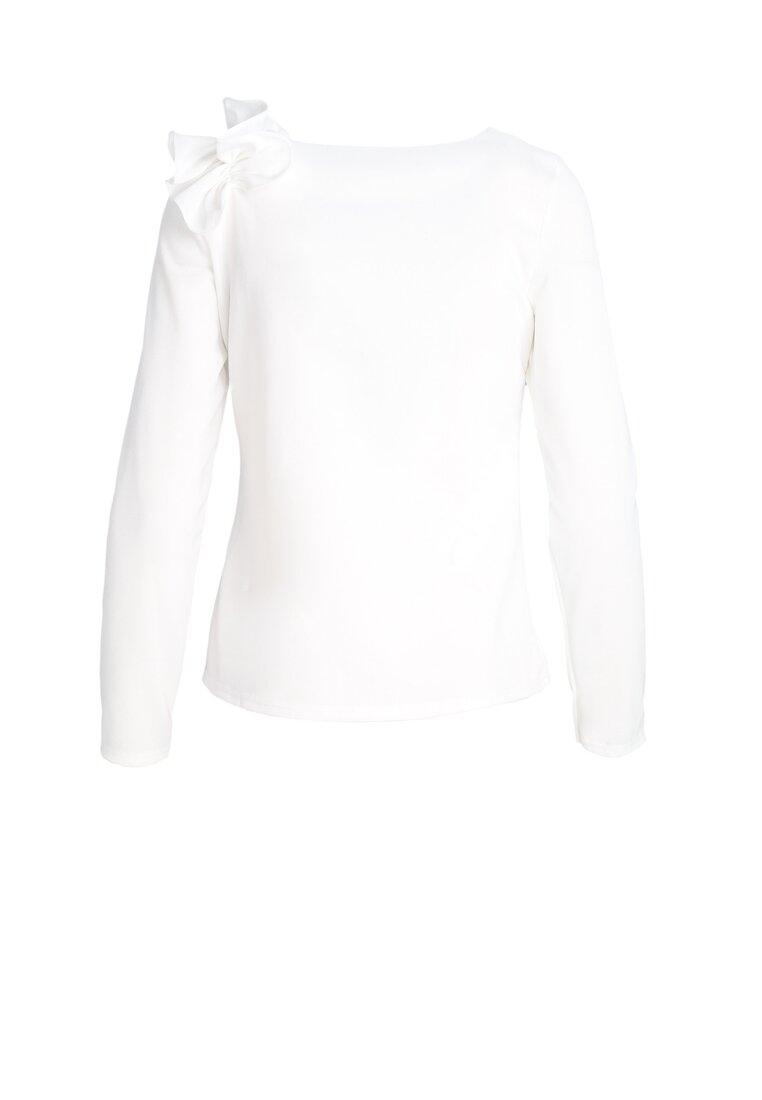 Biała Bluzka Essential