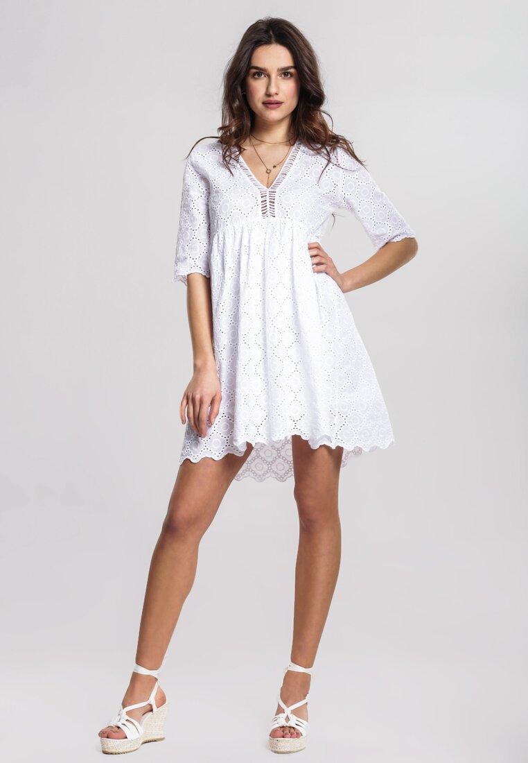 Biała Sukienka Telescopy